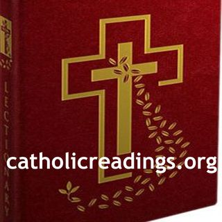 Catholic Daily Audio Readings for 1st September 2019