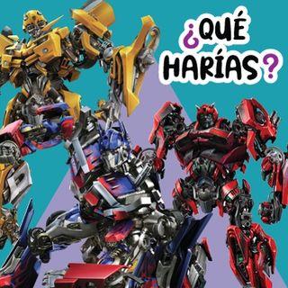 Si los Transformers existieran