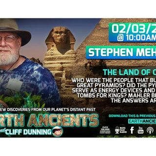 Stephen Mehler: The Land of Osiris, Wisdom of the Ancient Khemit
