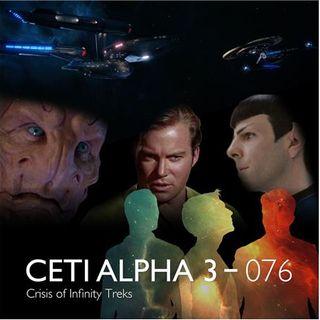 076 - Crisis of Infinity Treks