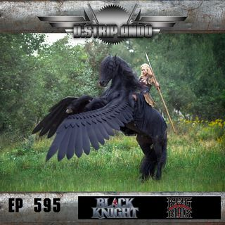 595 - ¿Quién ganará en la pelea de Black Knight vs King in Black?