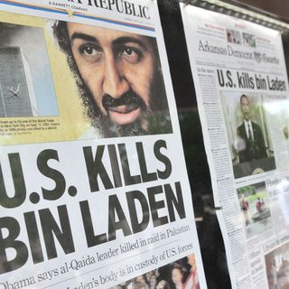 MORE CNN BIN LADEN B.S.