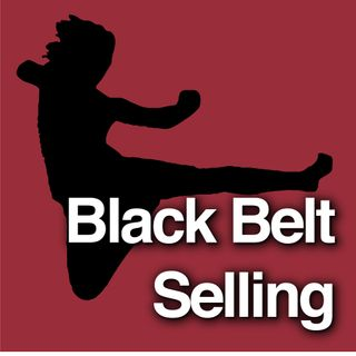Black Belt Selling - Gratitude