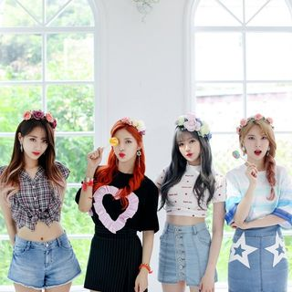 9muses And Underrated Groups E9 - The Serenity's show