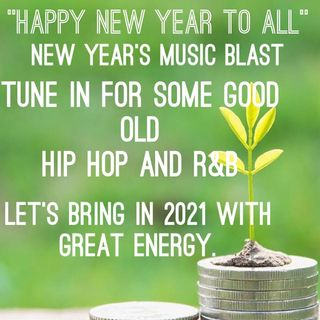 Episode 16- New Year's Old School hip hop and r&b