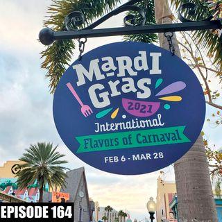 Universal Mardi Gras 2021, Seven Seas Food Festival at SeaWorld Orlando, More WandaVision