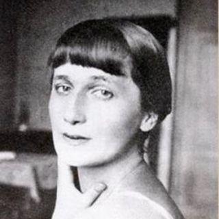 Amadeo Modigliani, Ana Ajmátova