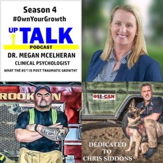 UpTalk Podcast S4E3: Dr. Megan McElheran