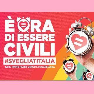 #svegliaitalia, è ora di essere civili.