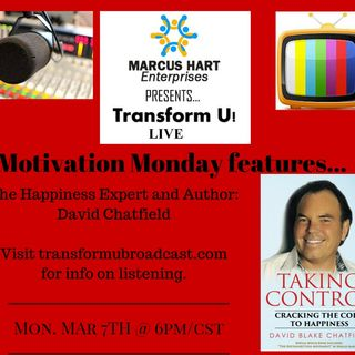 2016 Interview with David Chatfield Replay
