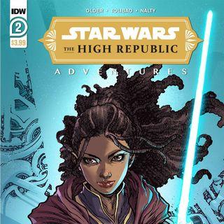 Star Wars Splash Page #224 -- In the Flat Field