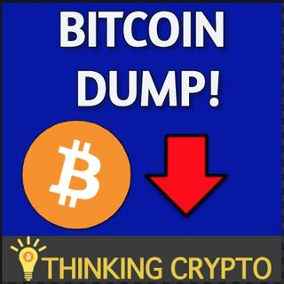 BITCOIN & CRYPTO DUMP But Will Recover & Max Keiser Says BTC Will Hit $400K - MIT & FED Building CBDC