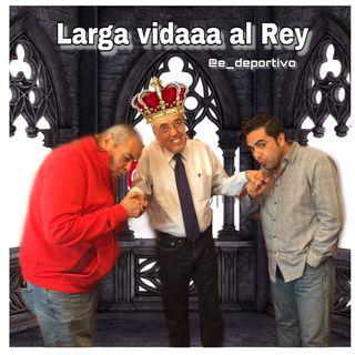 Largaaa Vida al Rey ! Espacio Deportivo de la Tarde 16 de Abril 2019