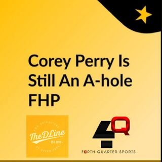 Corey Perry Is Still An A-hole FHP