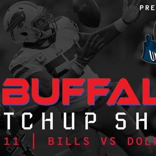 C1 BUF- Bills-Dolphins Week 11 Preview