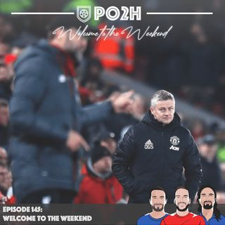 Episode 145: Welcome to the Weekend ☠️