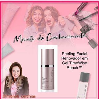 Peeling Facial Renovador em Gel TimeWise Repair™