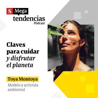 """""""Cada día el planeta pierde en bosques el equivalente a 57.600 canchas de fútbol"""": """"Toya"""" Montoya"""