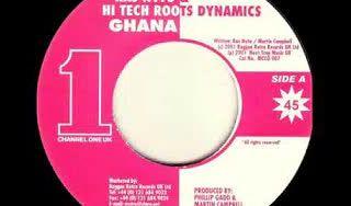 Ras Nyton - Ghana - caza root´z