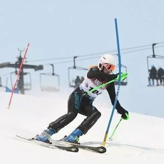 Prep Athlete of the Week - Lexi Lowfelm - Forest Hills Northern Girls Downhill Skiing