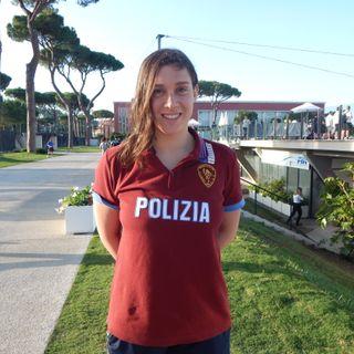 F/O18 - Carlotta Gilli, un'atleta tutto d'un fiato