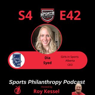 S4:EP42--Dia Syed, Girls In Sports AB