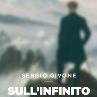 """Sergio Givone """"Sull'infinito"""""""