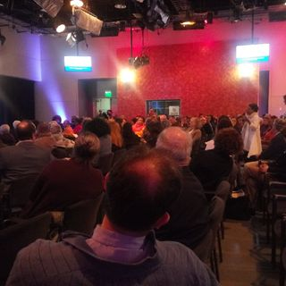 Religious tolerance Conference at WHYY