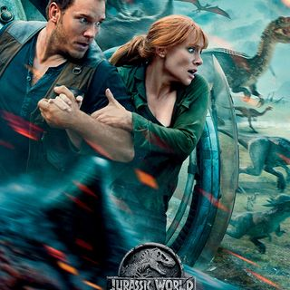 ((WATCH)) Jurassic World: Fallen Kingdom (2018) Full Movie ONLINE