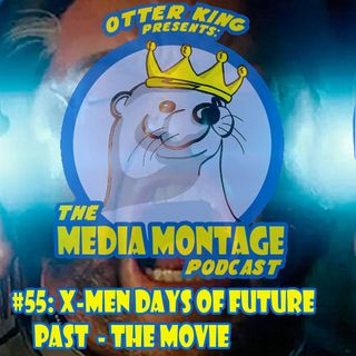 MMP 55-X-Men Days of Future Past: Movie