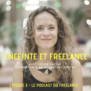 Enceinte et freelance