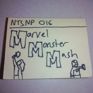 016 - Marvel Monster Mash