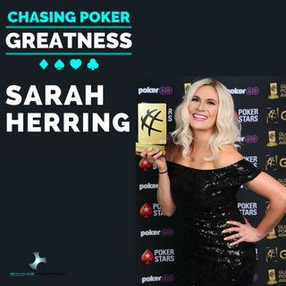 #21 Sarah Herring: Poker Journalist of the Year and Face of PokerNews