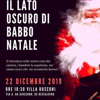 Il lato oscuro di Babbo Natale. Dott. Massimo Oggioni.