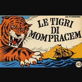 Le Tigri di Mompracen di Emilio Salgari - 5/7