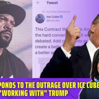 10.16 | Ice Cube Gets Exposed By Roland Martin, Admits He Was Expolited By Trump Campaign