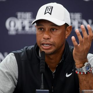 FOL Press Conference Show-Tues July 16 (The Open-Tiger Woods)