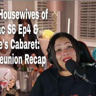 Last Night's Episode The Real Housewives of Potomac S6 Ep4 & Joseline's Cabaret: Atlanta Reunion Recap