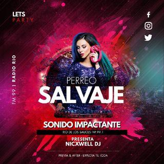 PERREO AGRESIVO - Nicxwell DJ