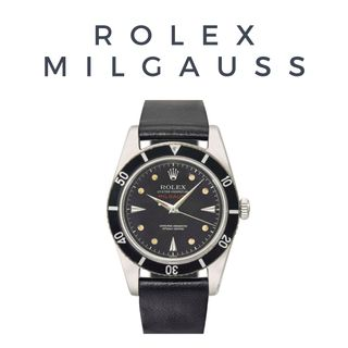 EP19 - Rolex Milgauss