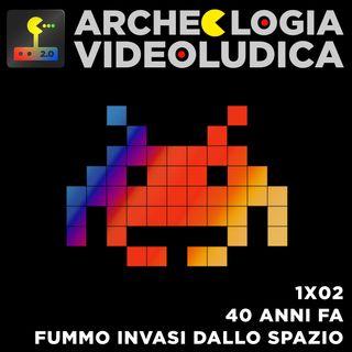 AV 1x02: 40 anni fa fummo invasi dallo Spazio - Speciale Space Invaders