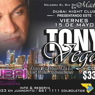 Tony Vega Nos habló Musical Y Espirit.