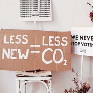 Recycling and sustainable fashion