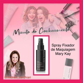 Spray Fixador de Maquiagem Mary Kay®