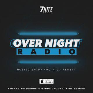 OVER NIGHT RADIO EP001