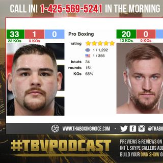 ☎️Andy Ruiz Jr Otto Wallin COMPARISON📝 Possible UPSET😱or BULL💩