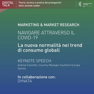 Digital Talk | Navigare attraverso Covid-19 | Dynata
