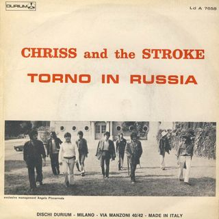 Chriss and The Stroke - Torno in Russia