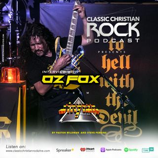 God WILL Bring You Through- Oz Fox of Stryper