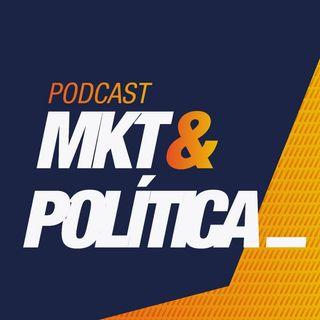 MKT & POLÍTICA - EP 01 - DEP FEDERAL VINICIUS POIT - PARTIDO NOVO